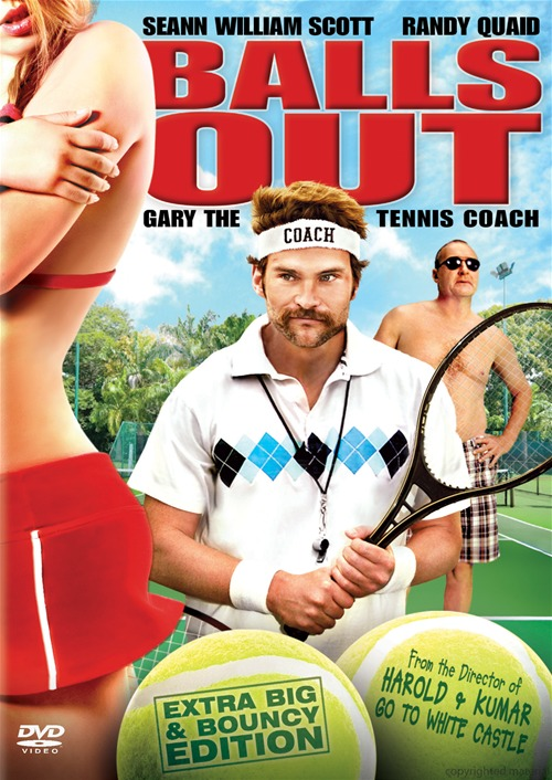 Гари, тренер по теннису / Balls Out: The Gary Houseman Story (2009) DVDRip