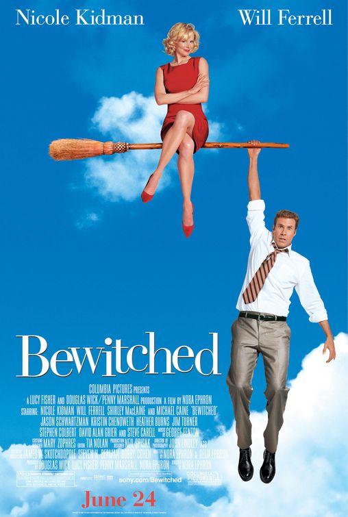Колдунья / Bewitched (2005) DVDRip