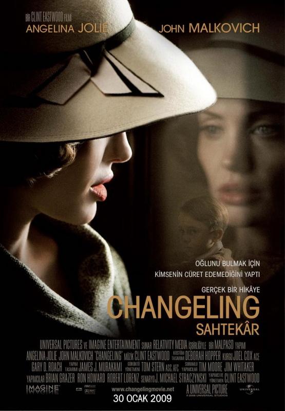 Подмена / Changeling (2008) DVDRip