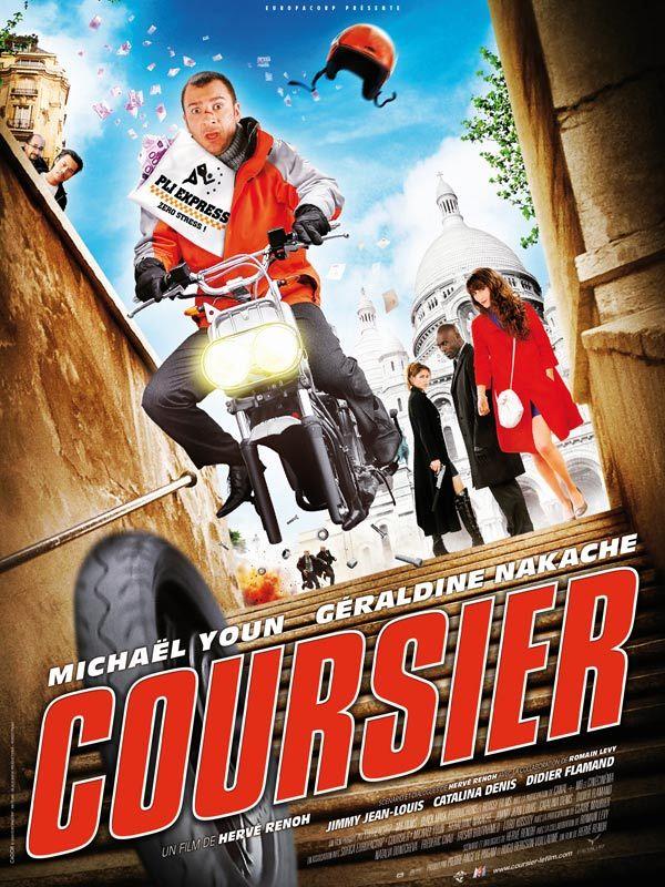 Курьер / Coursier (2010) DVDRip