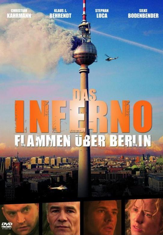 Ад в поднебесье / Das Inferno - Flammen uber Berlin (2007) DVDRip
