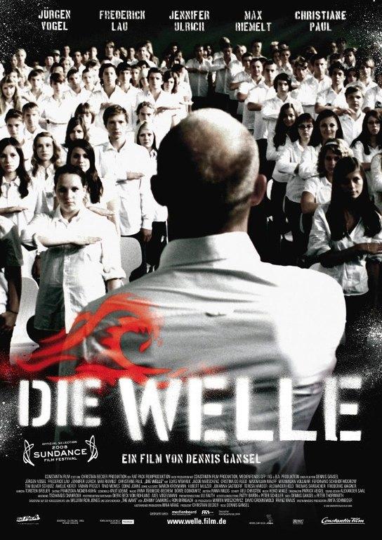 Эксперимент 2 - Волна / Die Welle (2008) DVDRip