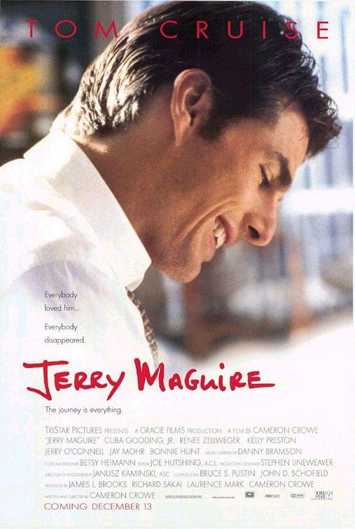 Джерри Магуайер / Jerry Maguire (1996) DVDRip
