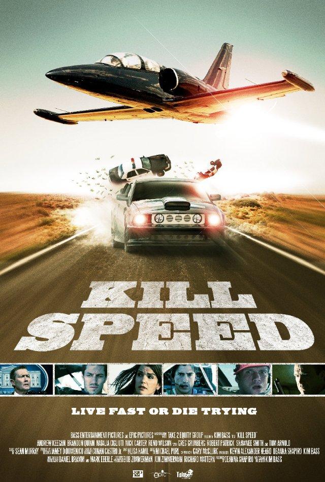 Небесный форсаж / Kill Speed (2010) HDRip