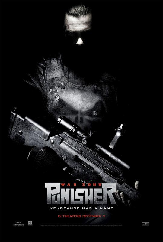 Каратель: Территория войны / Punisher: War Zone (2008) DVDRip