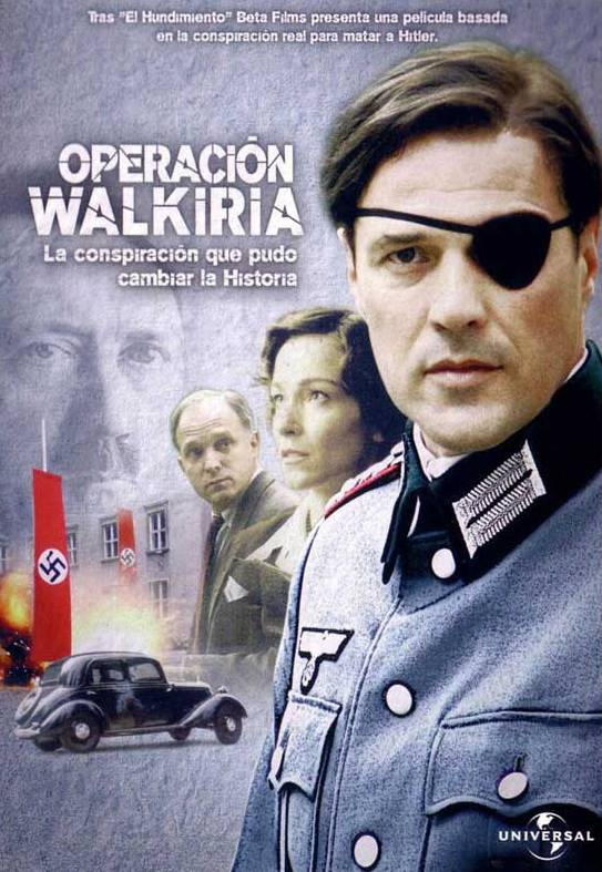 "Операция ""Валькирия"" / Stauffenberg (2004) DVDRip"