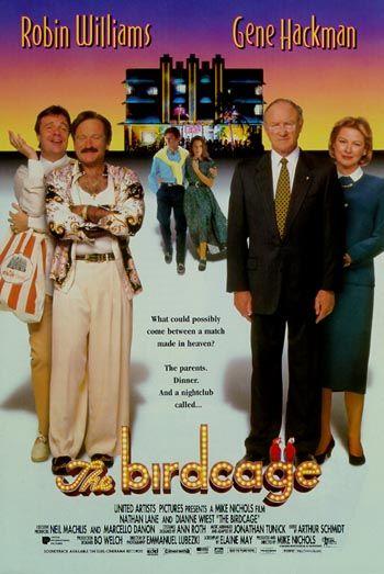 Клетка для пташек / The Birdcage (1996) DVDRip