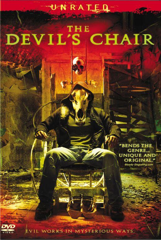 Третье измерение ада / The Devil's Chair (2008) DVDRip