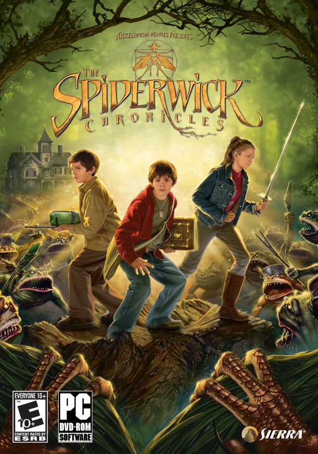 Спайдервик: Хроники / The Spiderwick Chronicles (2008) DVDRip