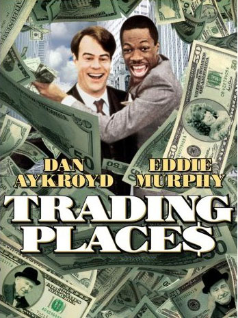 Поменяться местами / Trading Places (1983) DVDRip