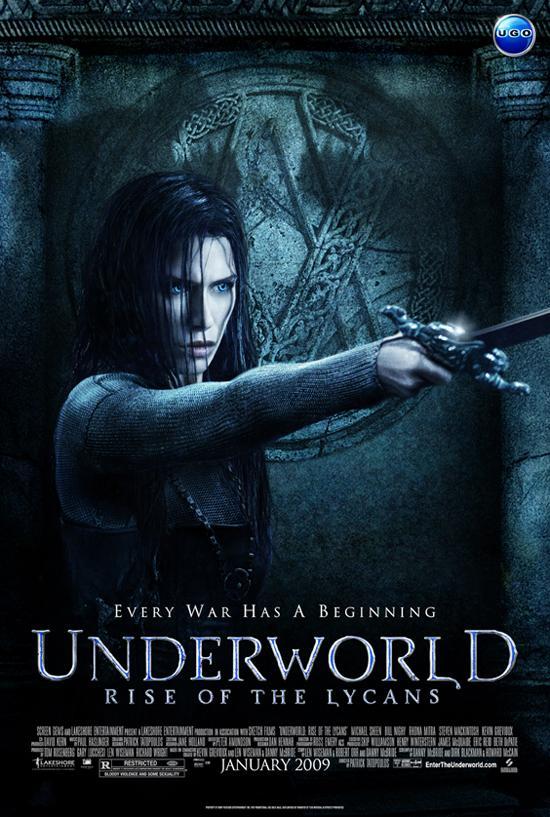 Другой мир 3: Восстание ликанов / Underworld 3: Rise of the Lycans (2009) DVDRip