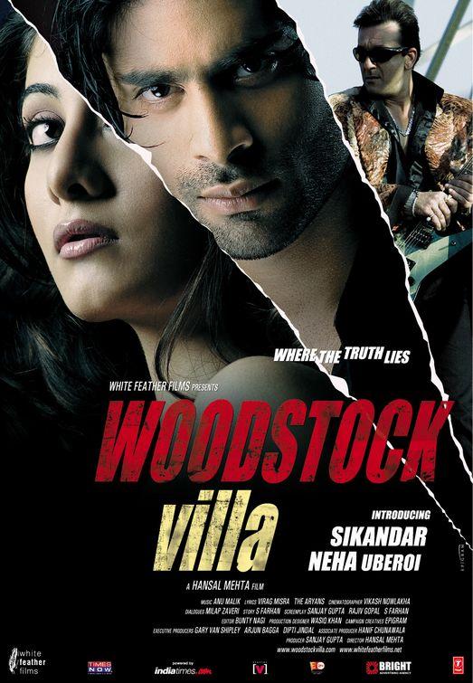 Вилла Вудсток / Woodstock Villa (2008) DVDRip