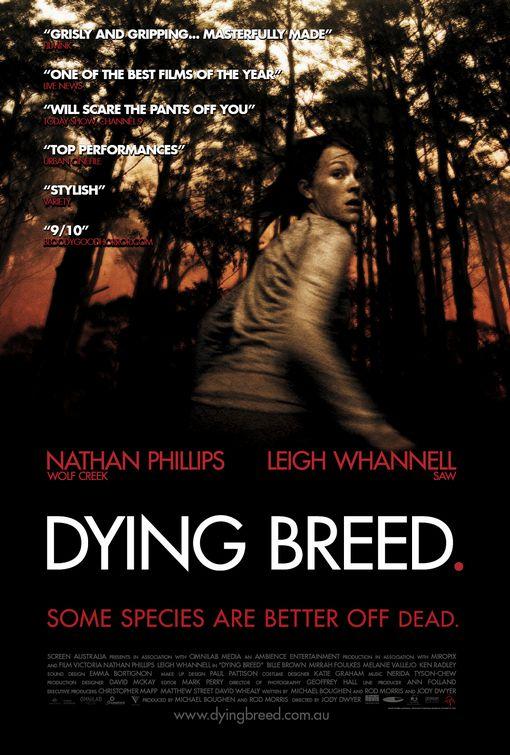 Вымирающая порода / Dying Breed (2008) DVDRip