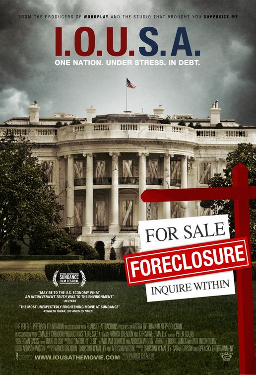 Я должен США / I.O.U.S.A (2008) DVDScr