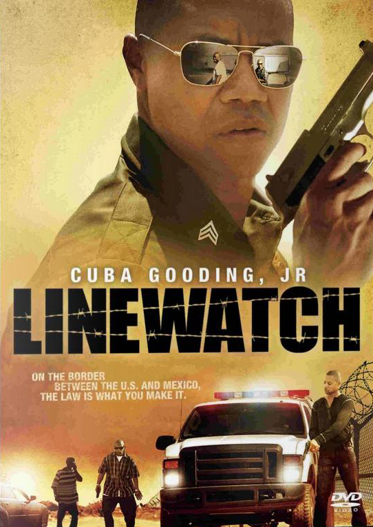 Патрульный / Linewatch (2008) DVDRip