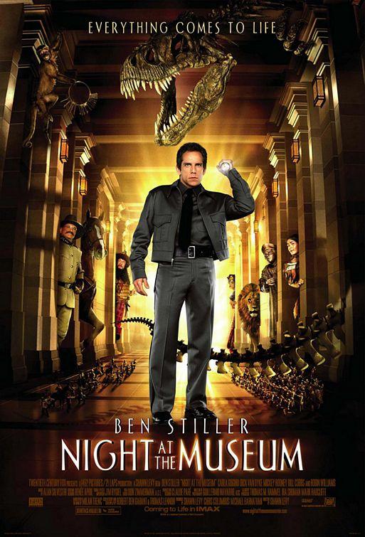Ночь в музее / Night at the Museum (2006) DVDRip