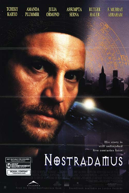 Нострадамус / Nostradamus (1994) DVDRip