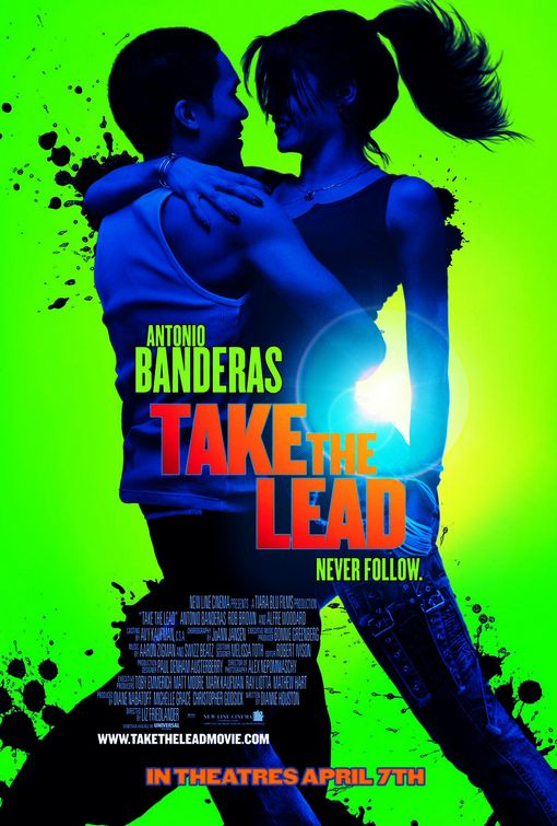 Держи ритм / Take the Lead (2006) DVDRip