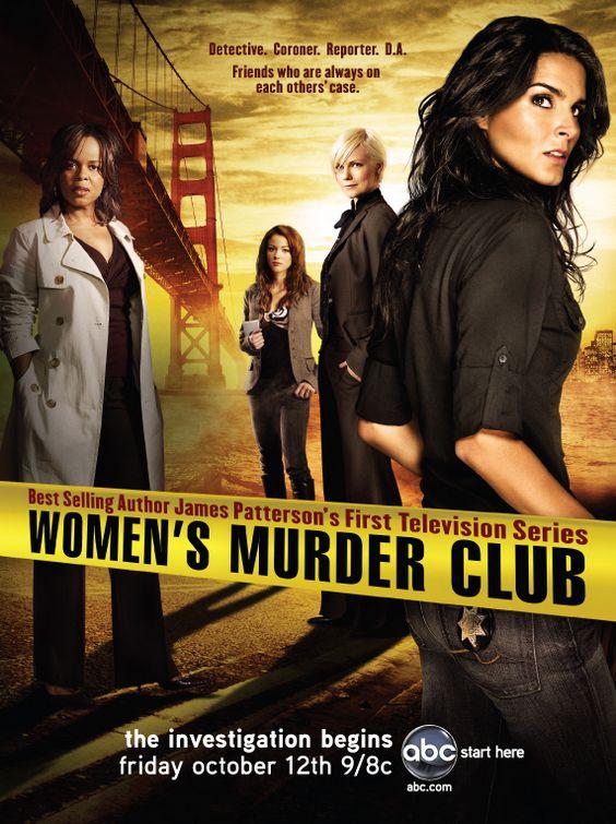 Женский клуб по расследованию убийств (1 сезон: 13 серий из 13) / Womens murder club (2007) HDTVRip